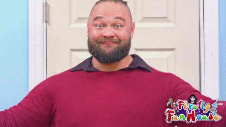 Bray Wyatt's WWE Firefly Fun House has tons of Easter eggs