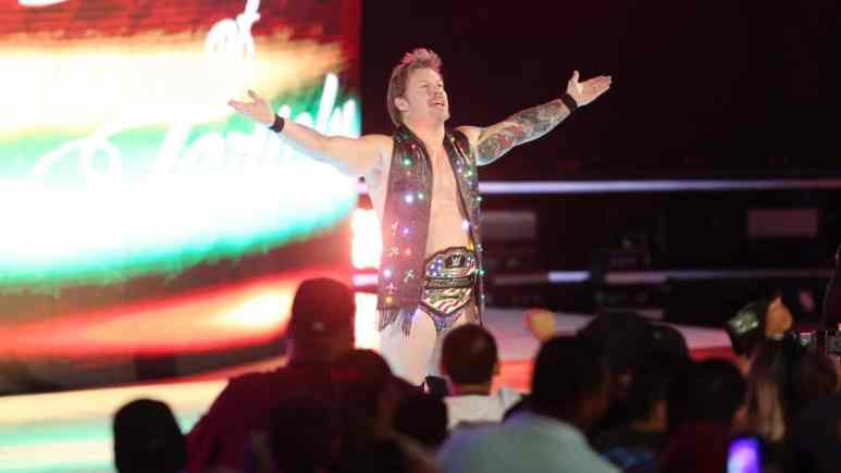Chris Jericho reveals AEW television show will start in September on a 'huge cable company'
