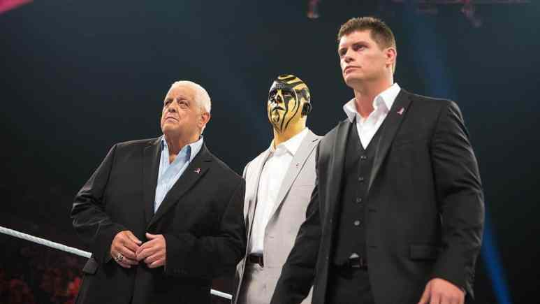 WWE legend is headed to AEW Double or Nothing as Cody Rhodes' opponent