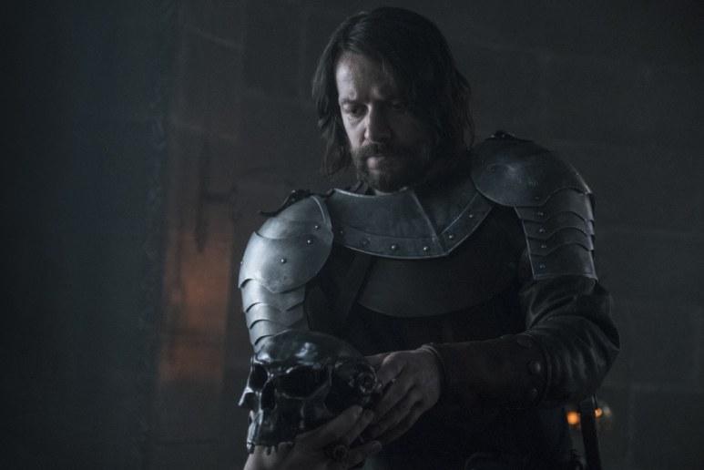 History Channel's 'Knightfall,' Season 2, Episode 5, Road To Chartres, Pádraic Delaney stars as Gawain