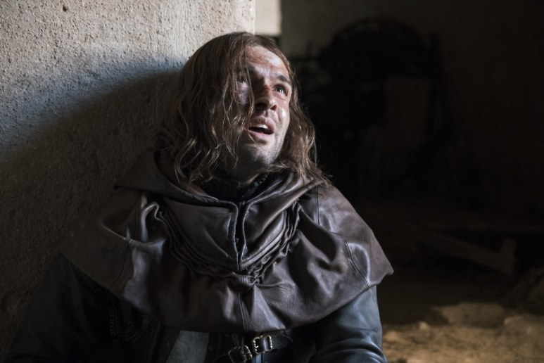 History Channel's 'Knightfall,' Season 2, Episode 5, Road To Chartres, Tom Forbes stars as Prince Louis