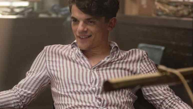 Edward Bluemel is Hugo, the man-boy who everyone will love to hate on Killing Eve