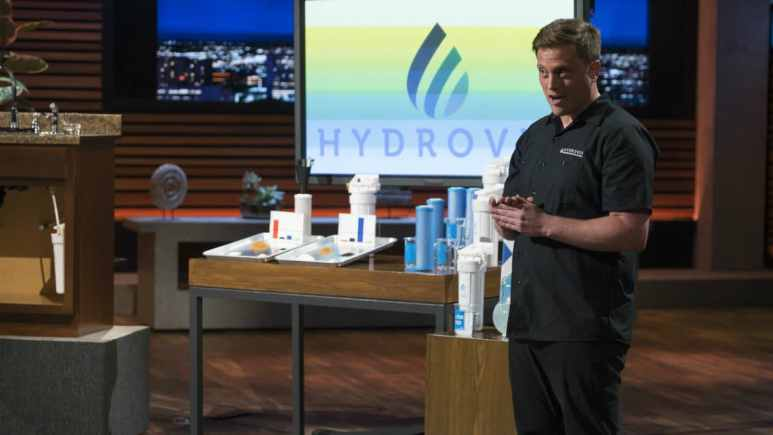Hydroviv on Shark Tank