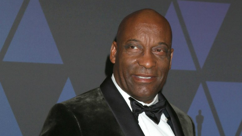 John Singleton at the 10th Annual Governors Awards at the Ray Dolby Ballroom on November 18, 2018 in Los Angeles, CA