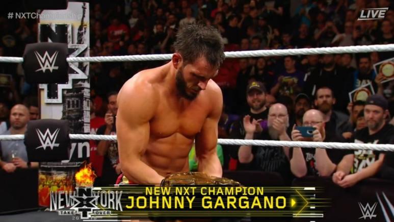 Johnny Gargano
