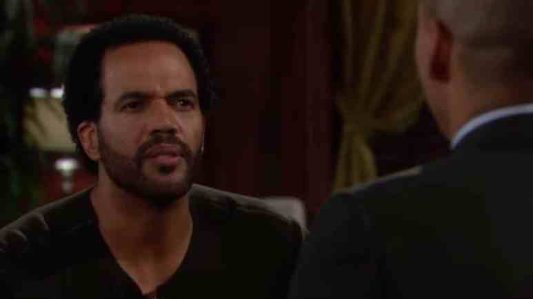 Kristoff St. John as Neil Winters on The Young and the Restless