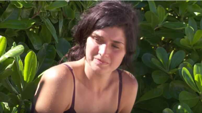 Lauren O'Connell on Survivor Season 38