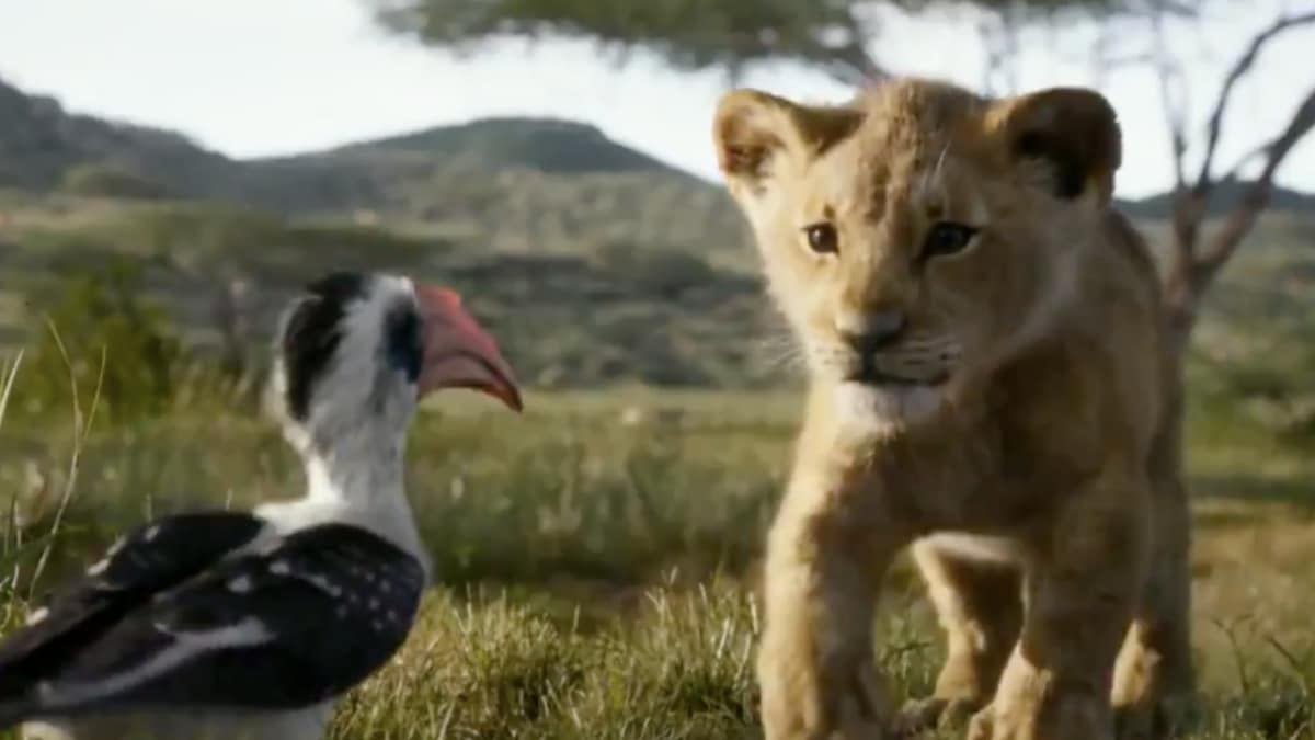 The Lion King 2019 full-length trailer released with cast voices