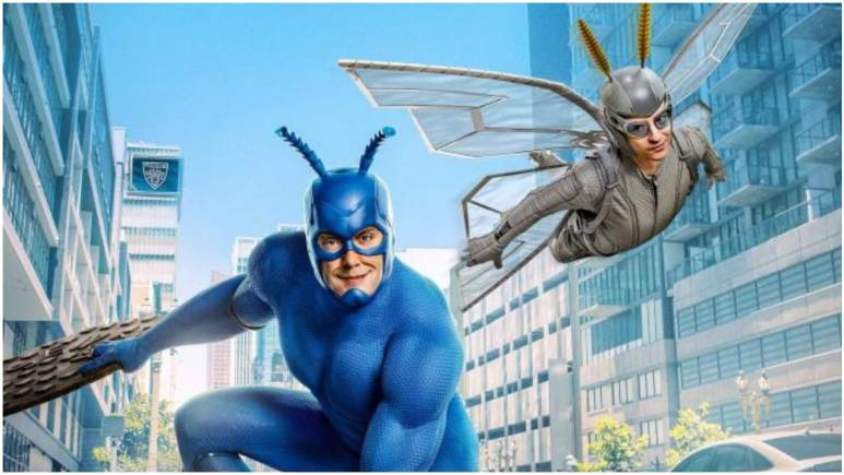 The Tick season 2 premiere recap: Lesson One: Think Quick!