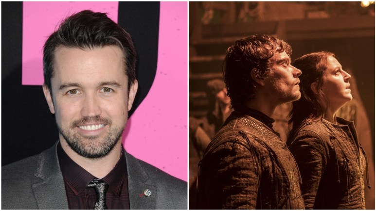 Rob Mcelhenney Game of Thrones