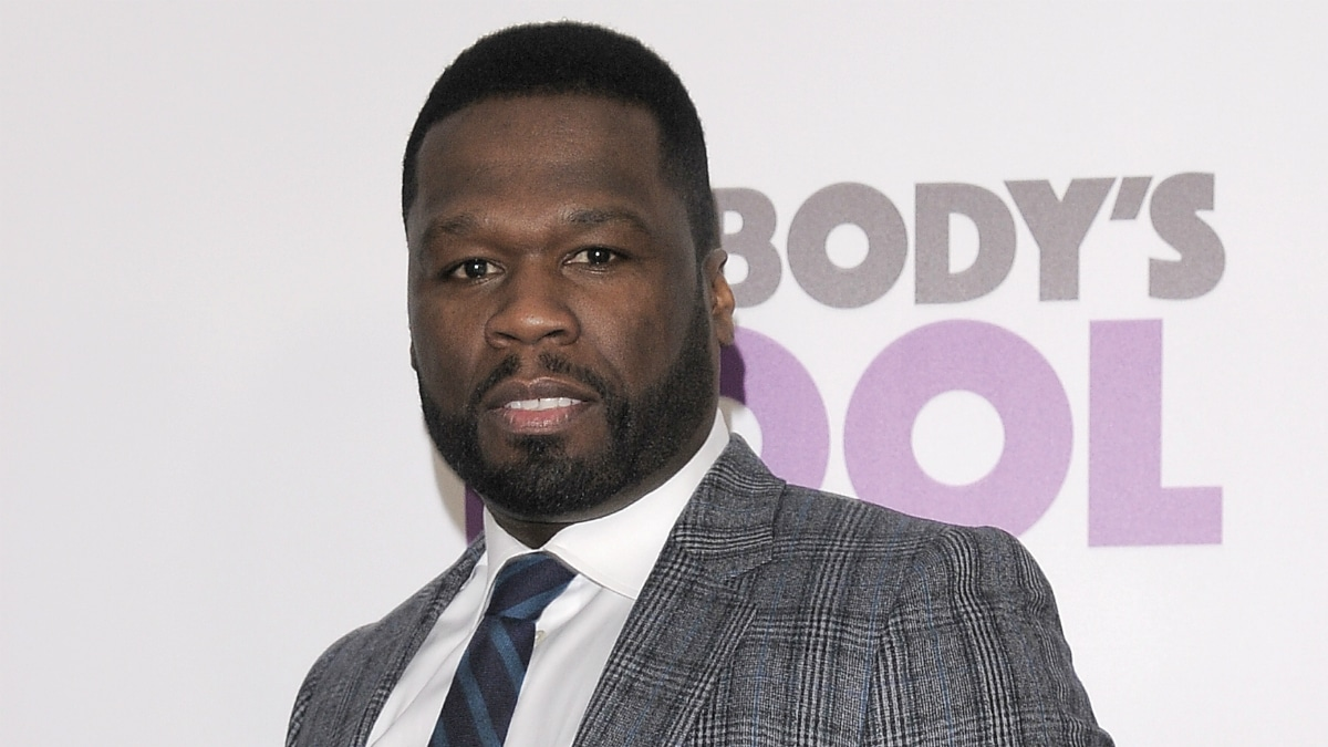 CURTIS ''50 CENT'' JACKSON attends ''Nobody's Fool'' World Premiere,