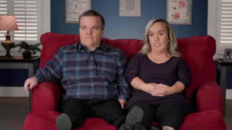 Trent and Amber Johnston from 7 Little Johnstons.