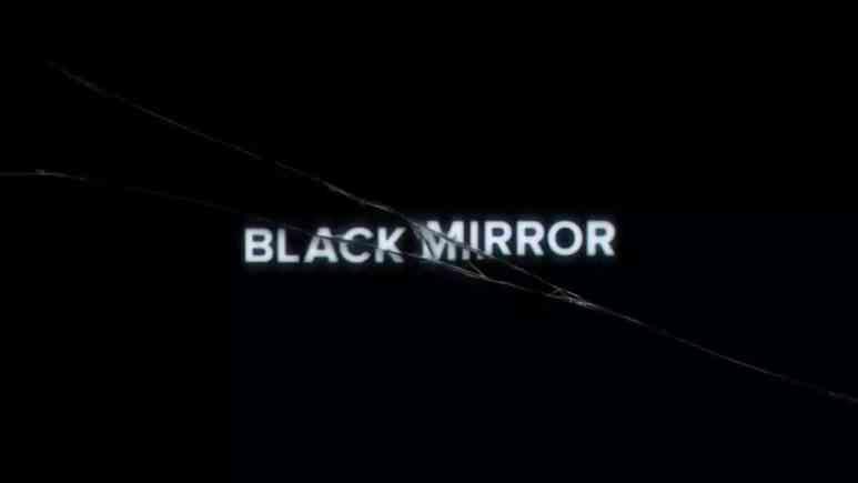 Black Mirror Title Cover
