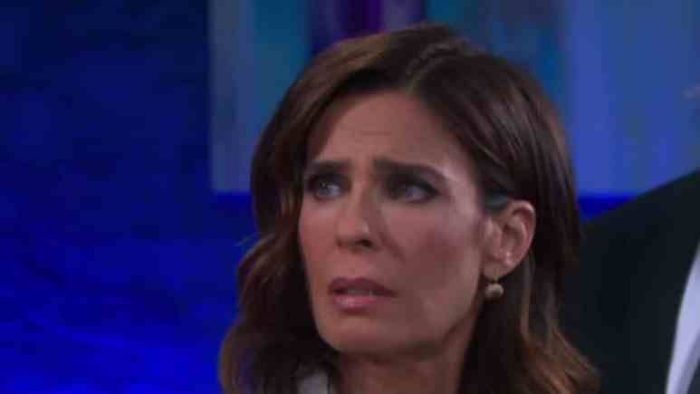 Kristian Alfonso as Hope on Days of our Lives.