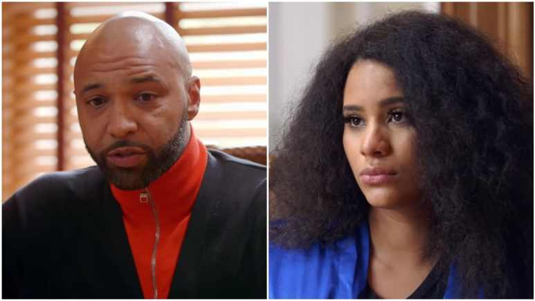 Joe Budden and Cyn Santana on Love & Hip Hop: New York
