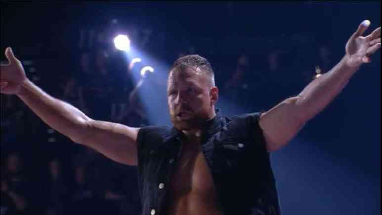 Dean Ambrose debuts in AEW at Double or Nothing