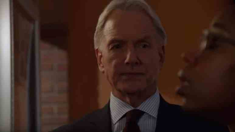 Mark Harmon as Gibbs on NCIS cast
