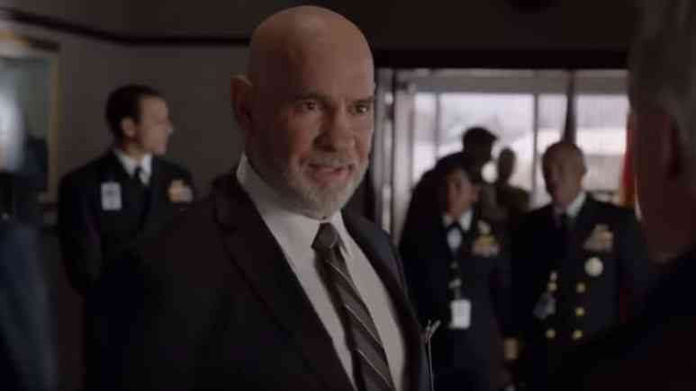 Mitch Pileggi as Wynn Crawford on NCIS