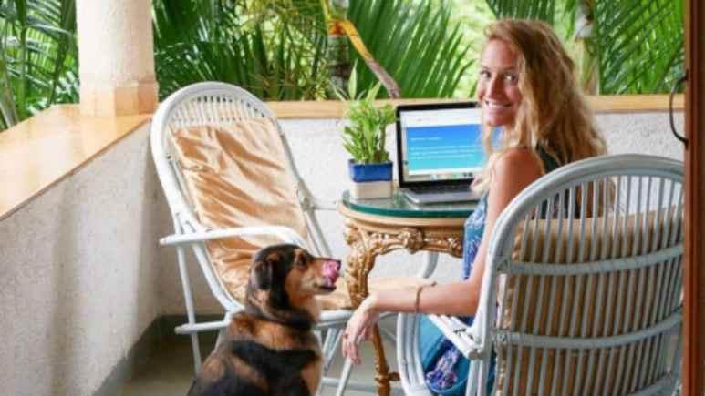 Rachel Jones blogger Hippie in Heels
