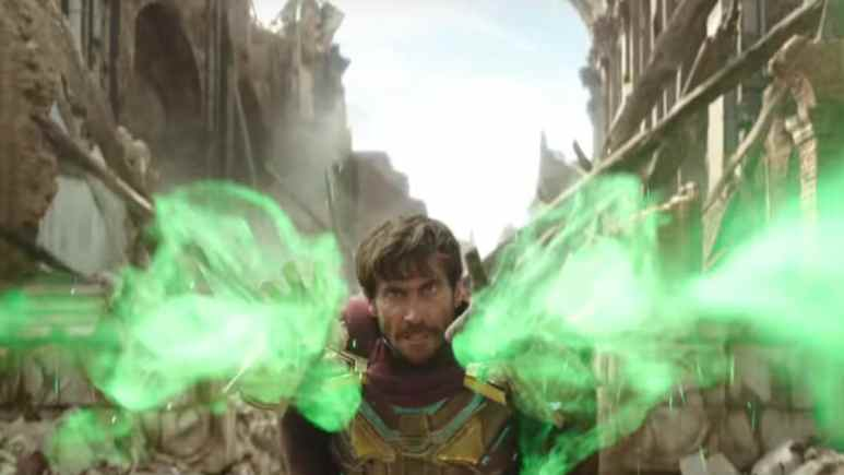Spider-Man Far From Home Trailer Mysterio