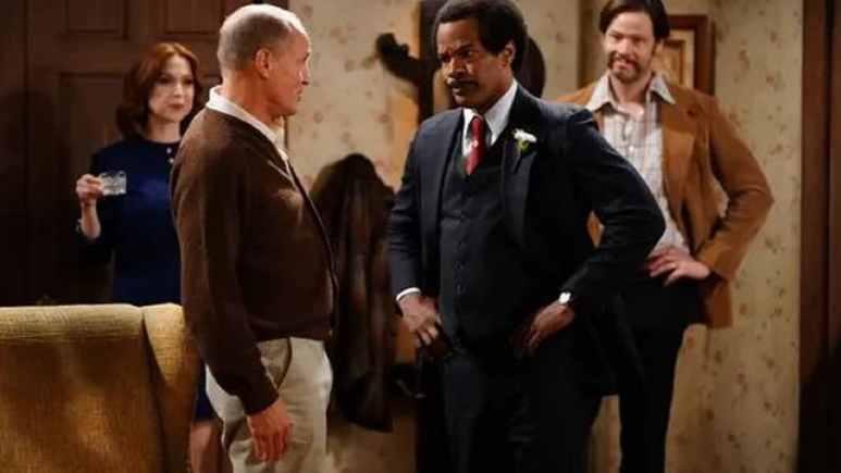 The Jeffersons Live cast on ABC