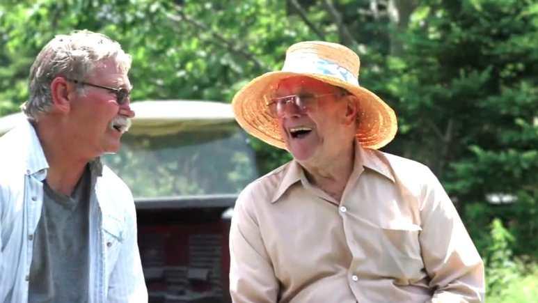 Dave and Dan Blankenship