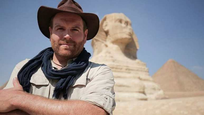 Josh Gates' Expedition Unknown is a contender for 1st annual Critics Choice Real TV Awards