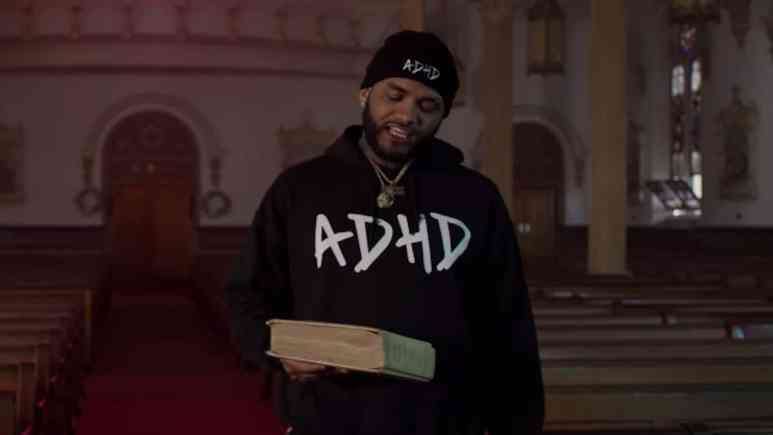 joyner lucas in new devils work adhd music video