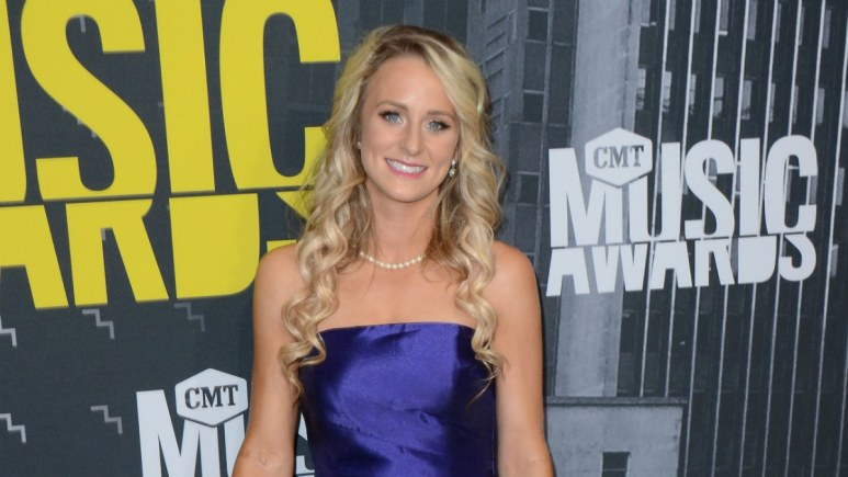 Leah Messer. 2017 CMT Music Awards held at Music City Center.