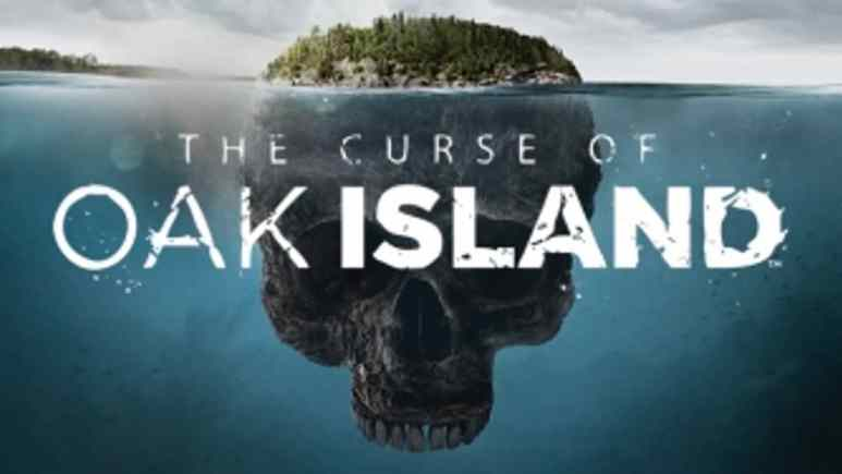 The Curse of Oak Island artwork