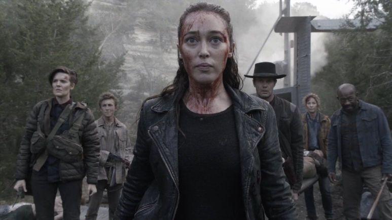Fear the Walking Dead Season 5, episode 1 cast