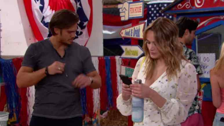 Hunter King as Summer on The Young and the Restless.