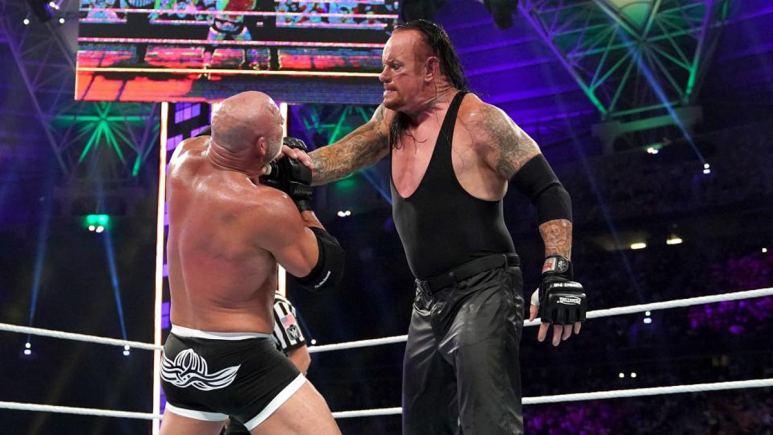 Goldberg apologizes for WWE Super Showdown match with Undertaker, Matt Riddle calls him 'unsafe'