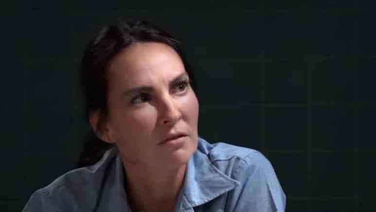 Inga Cadranel as Harmony on General Hospital.