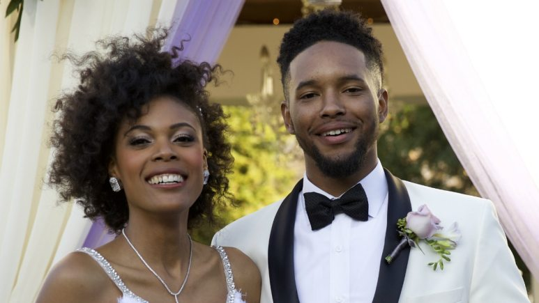 Iris Caldwell and Keith Manley on Married at First Sight
