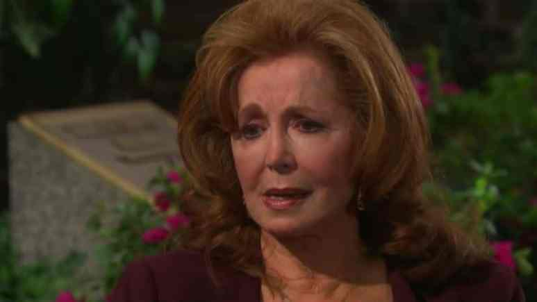 Suzanne Rogers as Maggie on Days of our Lives.