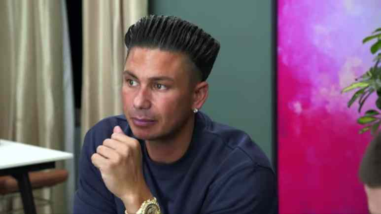DJ Pauly D on Double Shot at Love