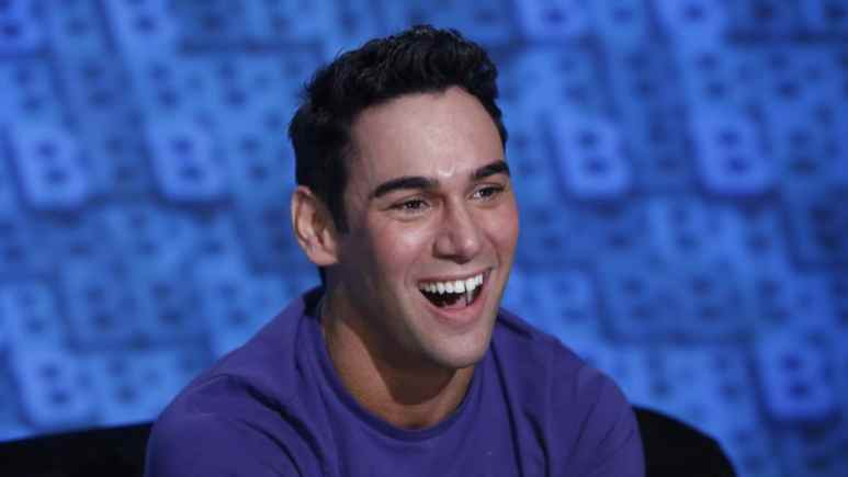 Tommy Bracco In Big Brother House