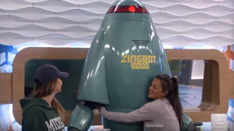Zingbot On Big Brother 18