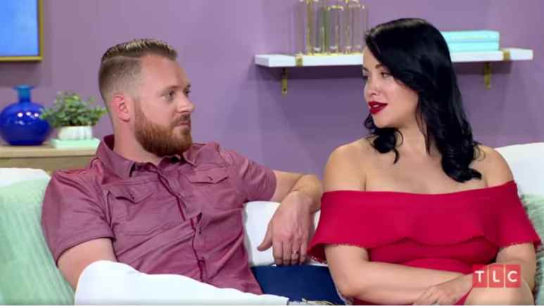Russ and Paola 90 Day Fiance
