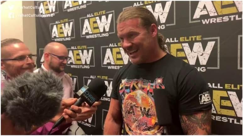 Chris Jericho explains what AEW TV shows will look like, talks CM Punk