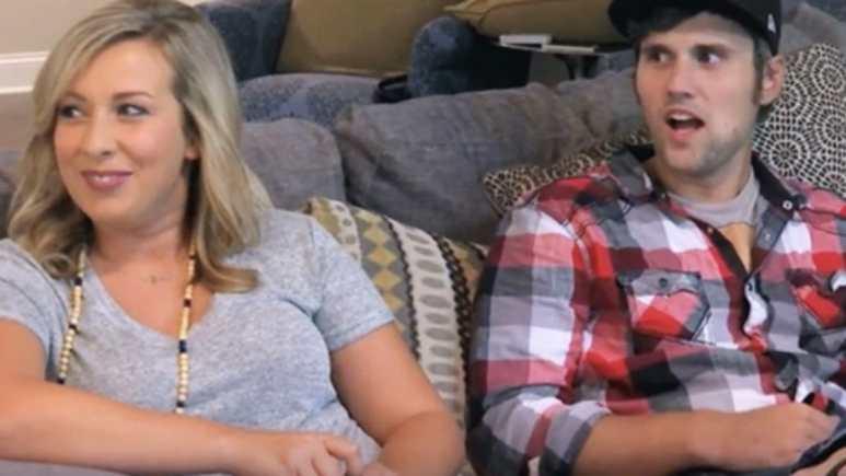 Ryan Edwards and wife Mackenzie Standifer
