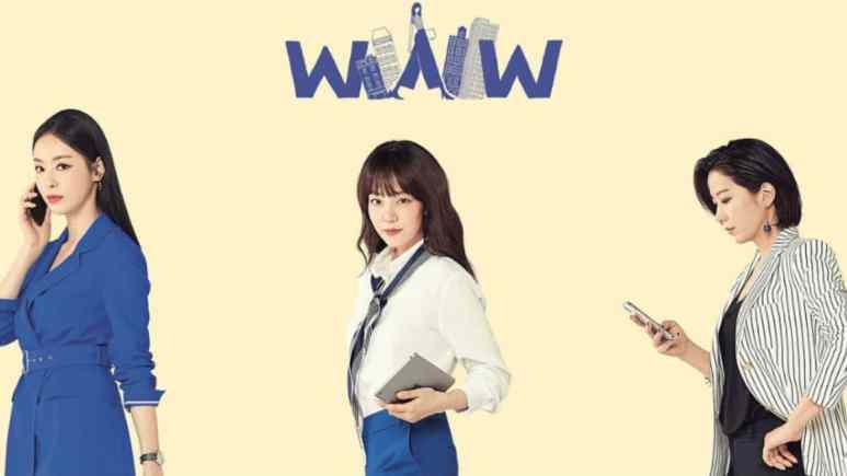 Search WWW – K-Drama Poster