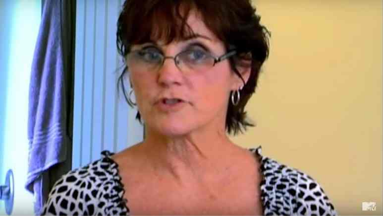 Barbara Evans on Teen Mom 2