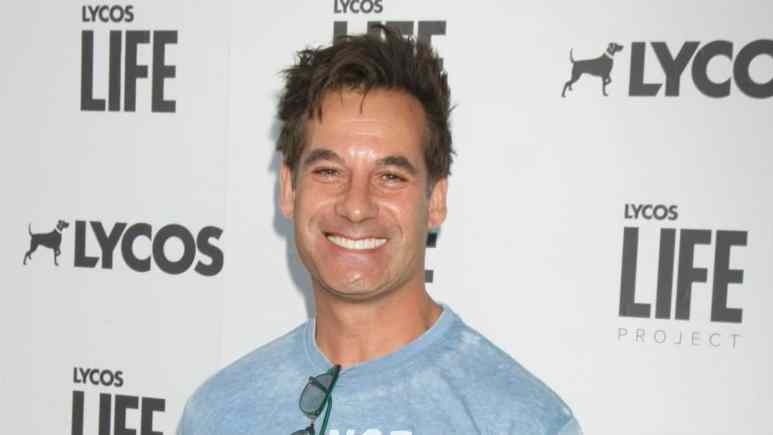 Adrian Pasdar at a red carpet event in 2015.