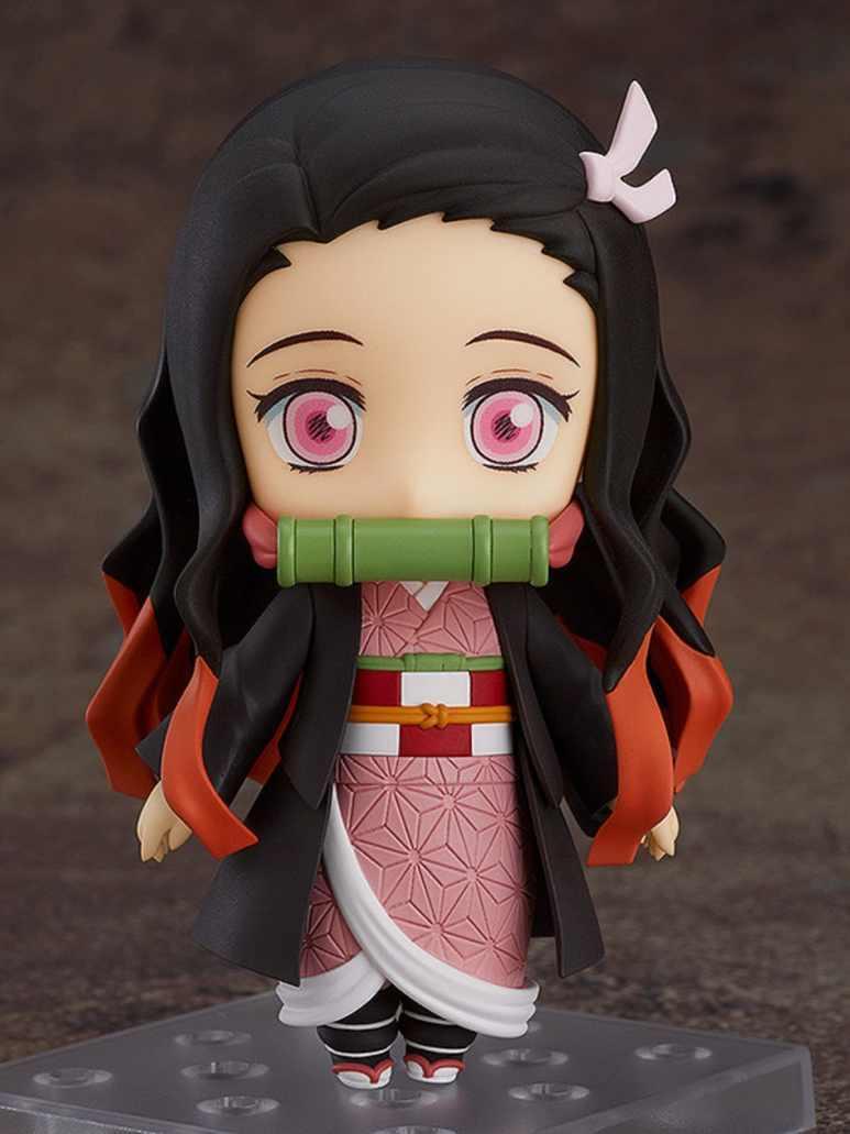 The Nezuko Nendoroid is so cute. Pic credit: Good Smile Company.