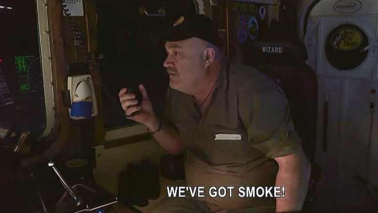 Deadliest Catch Smoke