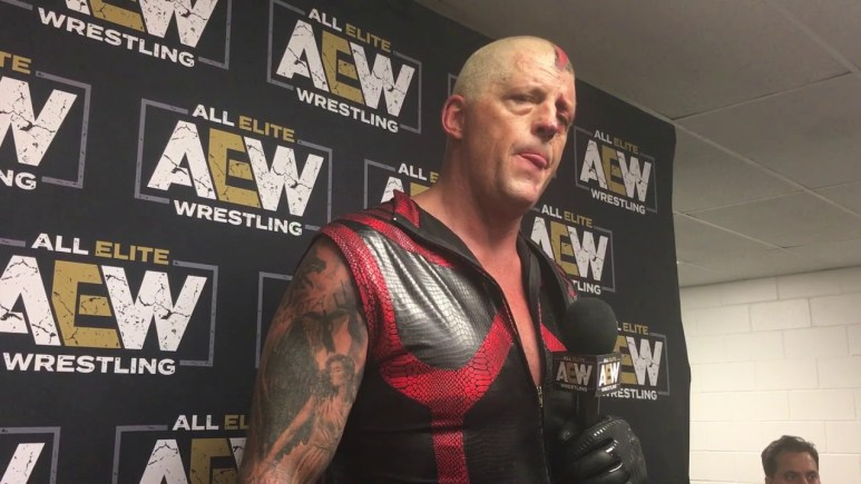 AEW signs Dustin Rhodes to multiple roles for company