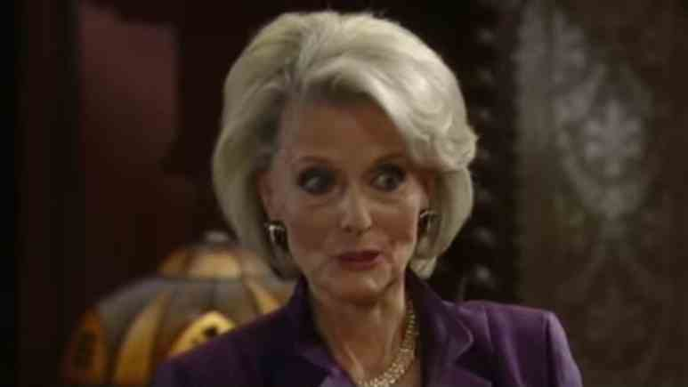 Constance Towers as Helena on General Hospital.