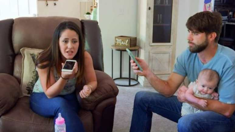Jenelle and David on Teen Mom 2